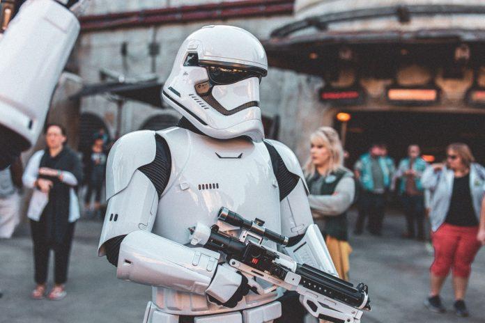 Star wars kostume stormtrooper